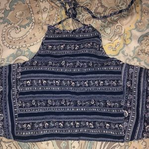 Tops - Blue top from discovery. Size small.